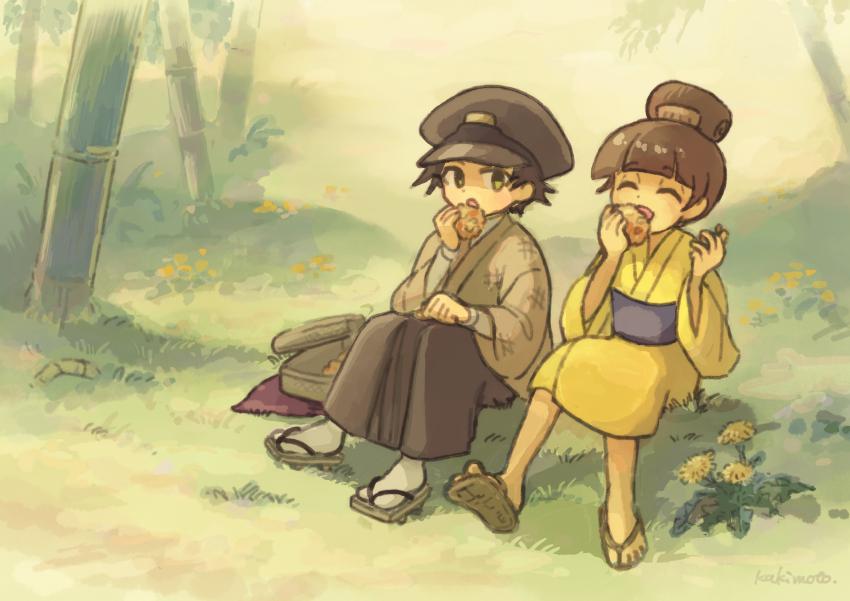「竹の子おにぎりピクニック」2021